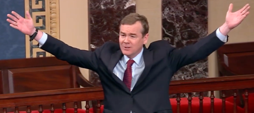 democratic-sen-michael-bennet-lets-loose-on-ted-cruz-on-the-senate-floor-accusing-him-of-hypocrisy-o_513559_